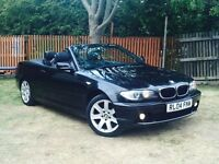 BMW 318 CONVERTIBLE LONG MOT FULLY WORKING HOOD 1995