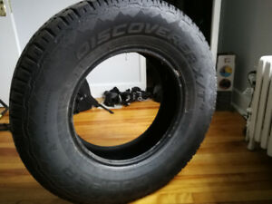 Winter Tires - Copper Discoverer 255/75R17