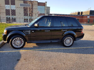 2011 Land Rover Range Rover Sport HSE SUV, Crossover