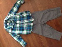toddler boy 18 month clothes