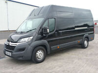 64 Plate Citroen Relay 2.2HDi ( 130 ) Heavy 2014MY 35 L4H3 Enterprise Black