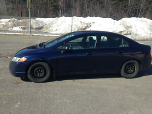 2006 Honda Civic Dx Berline