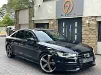 2013 Audi A6 3.0 TDI Black Edition 4dr Multitronic SALOON Diesel Automatic