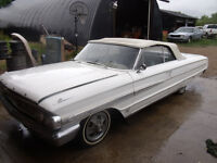 For Sale: 3 Ford Galaxie convertibles
