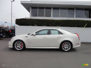 2013 caddy CTS