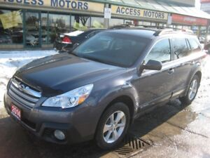 2014 Subaru Outback, LIMITED, TOP OF THE LINE, Navi, Leather, A1