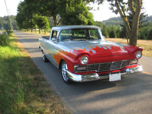 1957 Ford Ranchero Custom Resto-Mod