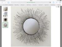 John Lewis seaweed mirror