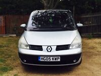 RENAULT GRAND ESPACE AUTOMATIC 7 SEATER 1395