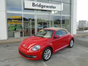 2015 Volkswagen BEETLE CONVERTIBLE! - VW CERTIFIED!