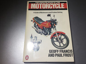 Penguin Book of Motorcycle Maintenance & Troubleshooting 1985