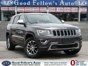 2016 Jeep Cherokee LIMITED MODEL, LEATHER SEATS, SUNROOF, 4WD