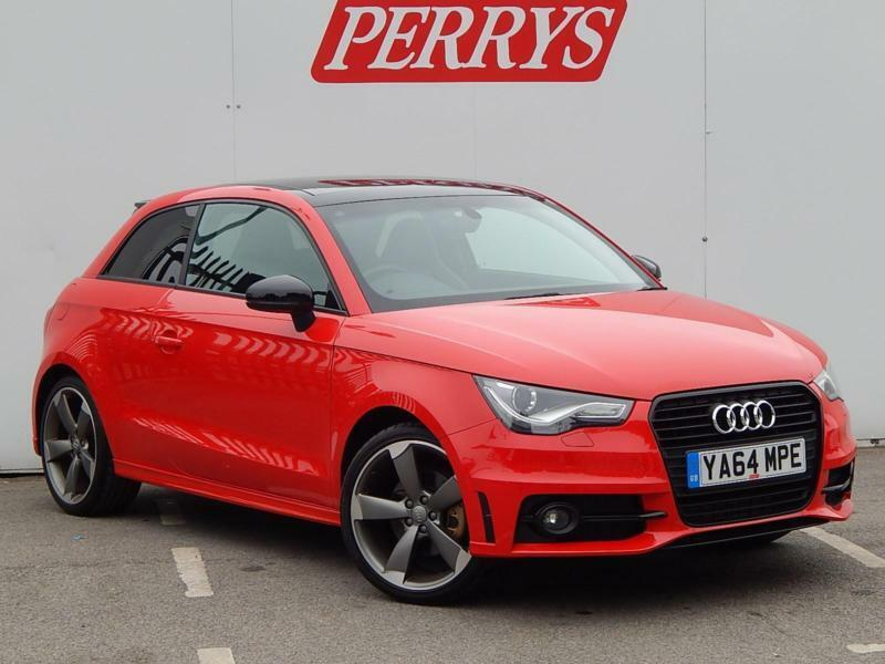 2015 audi a1 1 4 tfsi 185 black edition 3dr s tronic in parkgate south yorkshire gumtree. Black Bedroom Furniture Sets. Home Design Ideas
