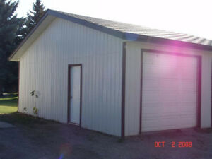 14X22 GARAGE FOR STORAGE OR EXTRA PARKING AVAIL NOW!!