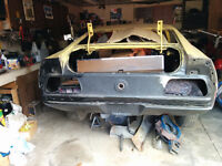 Mustang restoration project for sale