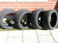 Tires for BMW 1 series