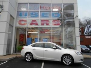 2014 Buick VERANO 1SL HEATED FRONT LEATHER BUCKET SEATS
