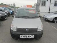 2006 Fiat Panda Hatch 5Dr 1.1 54 Active Petrol silver Manual