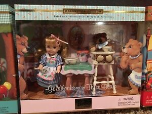 Barbie Collectibles Storybook Favorites Strathcona County Edmonton Area image 4