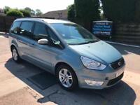 2010 FORD GALAXY ZETEC 7 SEATER 2.0 TDCI POWERSHIFT AUTOMATIC ONLY 93,000 MILES
