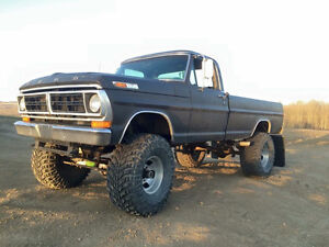 1972 Ford in great running condition