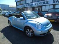 2007 Volkswagen Beetle 1.6 Luna - Blue - Long MOT 2017 + Platinum Warranty!