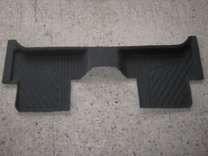 CANYON COLORADO REAR ALL WEATHER FLOOR LINERS