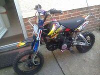 Stomp 125 cc