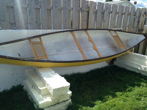 16' pickwauket canoe for sale