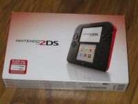 New  in Box Nintendo DS2