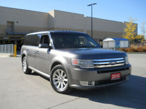 2010 Ford Flex  7 Pass, Leather, Glasroof, 3/Y warranty availabl