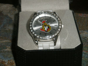 NHL Ottawa Senator's Watch - ladies