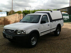 Ford Ranger 2.5TDdi 4x4 Regular Cab 2005 reg