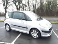 Peugeot 1007 1.4 se lovely example low miles finance avilable from £30 per week