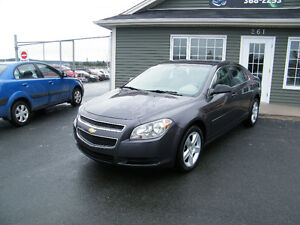 2010 Chevrolet Malibu 117,000 km LOADED AND INSPECTED