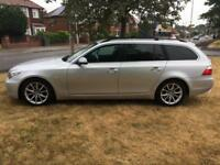 2010 BMW 5 SERIES 525d SE 5dr Step Auto