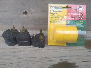 Generator Plug and trailer electrical adapters