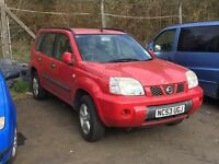 Nissan X-Trail 2.2dci 2003 For Breaking