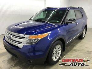 Ford Explorer XLT V6 4x4 Navigation 7 Passagers MAGS 2015