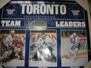 new but old MAPLE LEAF PICTURE EXCELLENT COND REDUCED Peterborough Peterborough Area image 1