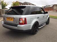 2006 Land Rover Range Rover Sport 2.7 TD V6 SE 5dr