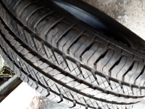4 all seasons tires General Evertrek 215/65r16