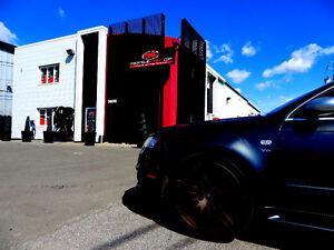 Infiniti Lexus Acura 60$/h et + garage de mécanique 450-281-1053