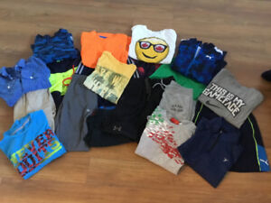 Boys size 6/7 Brand name clothing