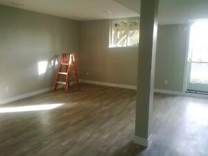 Fully Renovated 1 Bedroom + Den