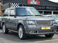 2011 Land Rover Range Rover 4.4 TD V8 Autobiography 5dr Diesel grey Automatic