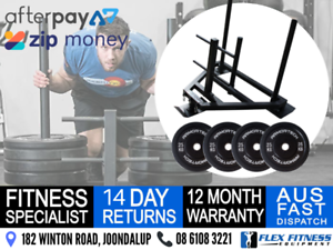 Ultimate Sled Package - Prowler and 100KG Black Bumper Package