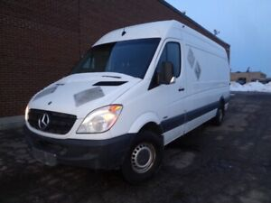 23585e4f24 2013 Mercedes Benz Sprinter 170