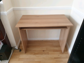Small Desk / Table - Walnut