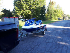 Sea doo bombardier gtx 4 teck vans triple crown 1500 cc 4 temps